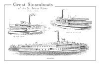 Great Steamboats of the St. John's
