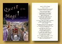 """Quest of the Magi"" Christmas Card"