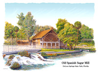 Old Spanish Sugar Mill